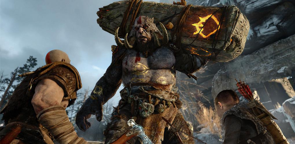 Imagem da análise de God of War