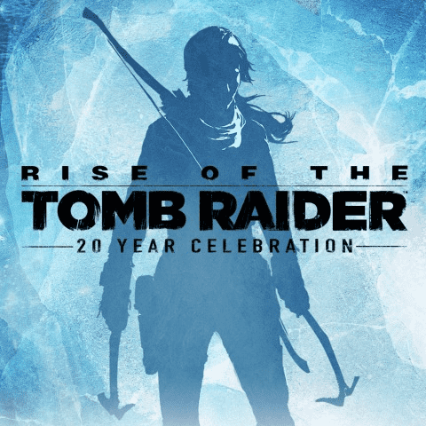 Capa de Rise of the Tomb Raider