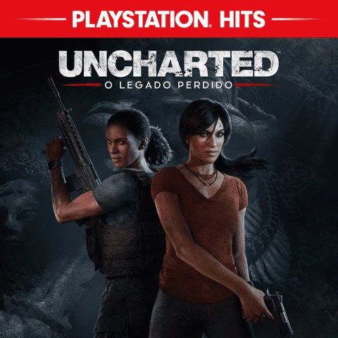 Capa de Uncharted Lost Legacy