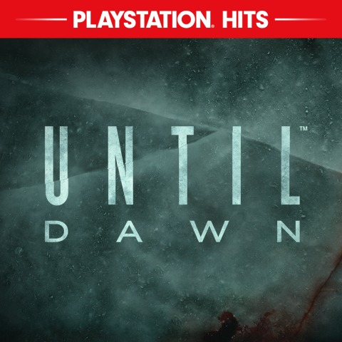 Capa de Until Dawn