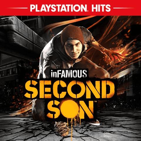 Capa de inFamous Second Son