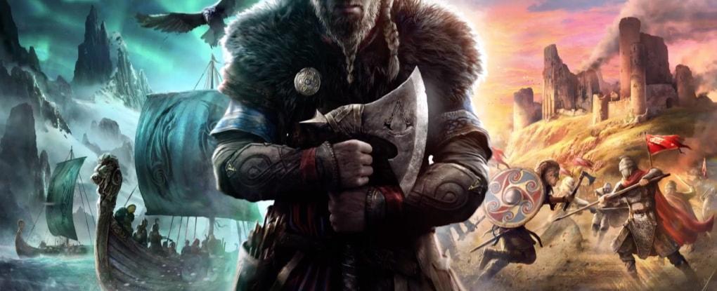 Destaque de Assassin's Creed: Valhalla
