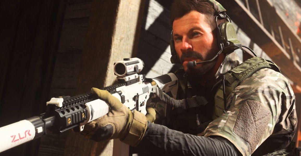 Imagem do modo de jogo Warzone