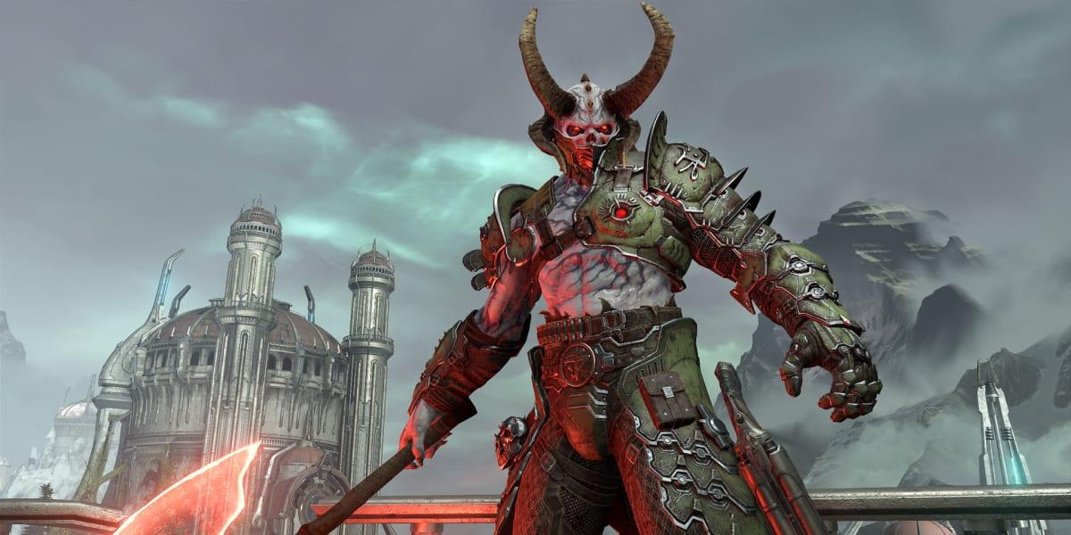Análise a Doom Eternal