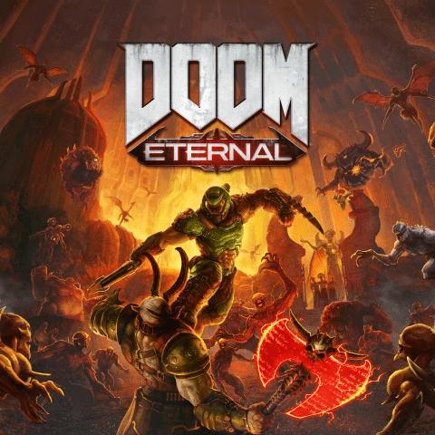 Capa de Doom Eternal