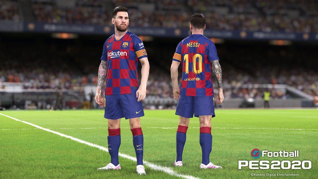 E Football PES2020 2