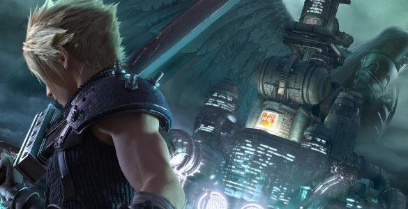 Cloud Strife em Final Fantasy VII