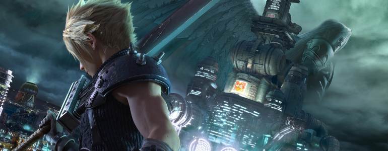 Cloud Strife em Final Fantasy VII