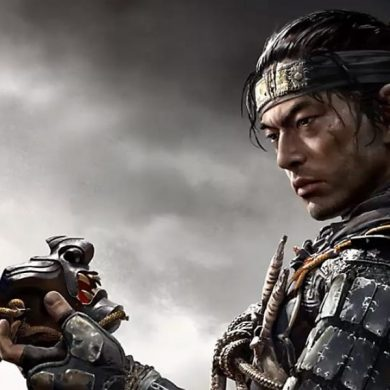 Destaque de Ghost of Tsushima