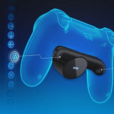 Botão traseiro comando PS4