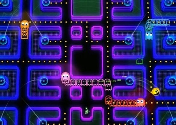 Destaque de Pac Man Championship Edition 2
