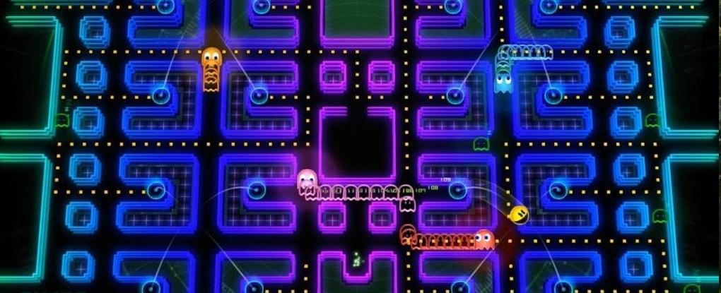 Destaque de Pac Man Championship Edition 2