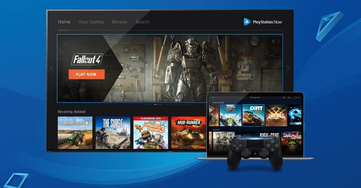 Destaque PlayStation Now