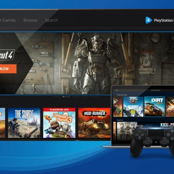Destaque PlayStation Now