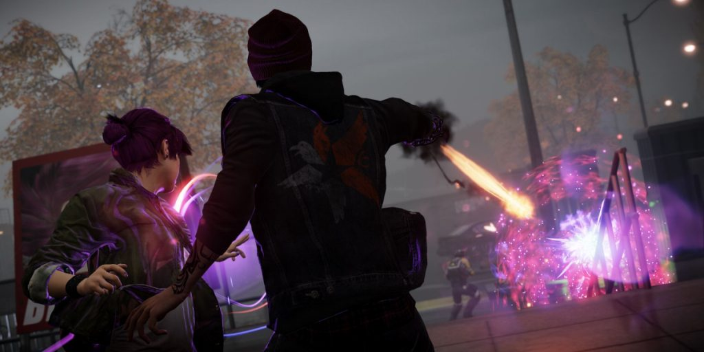 inFAMOUS Second Son Analise 2 1
