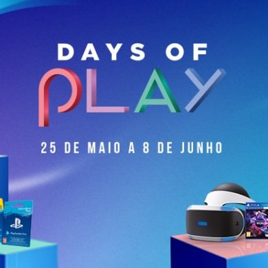 Campanha Days of Play
