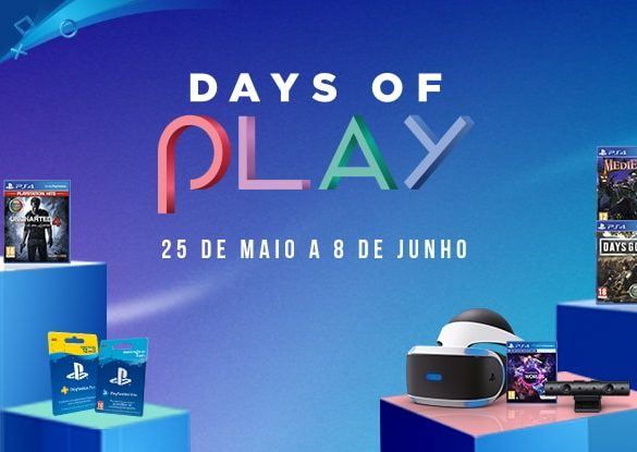 Campanha Days of Play