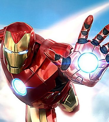 Destaque de Marvel Iron Man VR