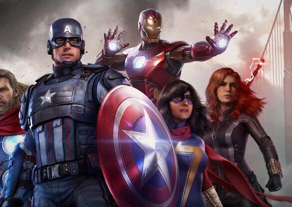 Destaque de Marvel Avengers