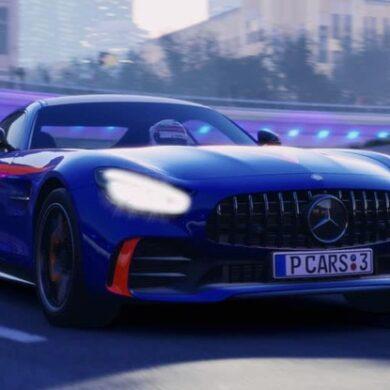Destaque de Project CARS 3