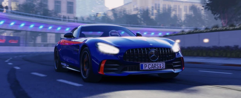 Destaque de Project CARS 3