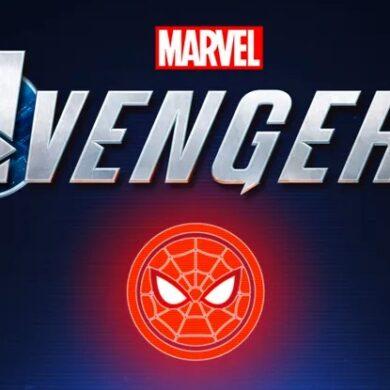 Spider-Man em Marvel Avenger's