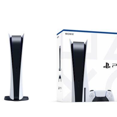 As duas caixas da PS5