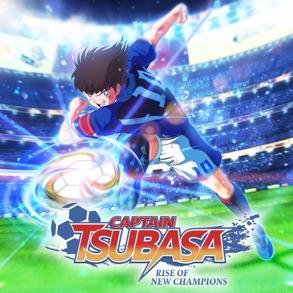 Capa de Captain Tsubasa
