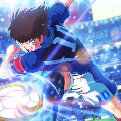 Destaque Captain Tsubasa principal