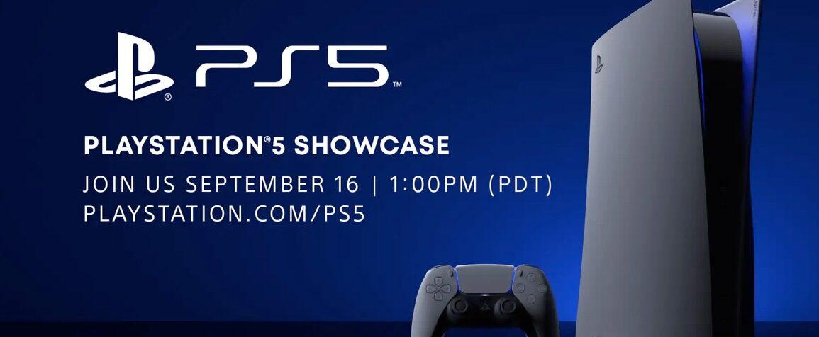 Showcase PS5