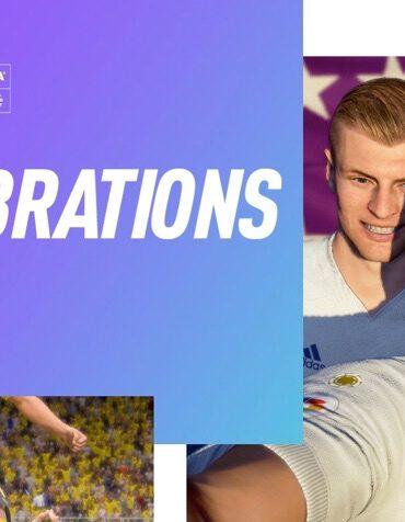 FIFA 21 - Celebrações