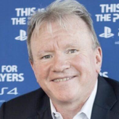 CEO da PlayStation, Jim Ryan