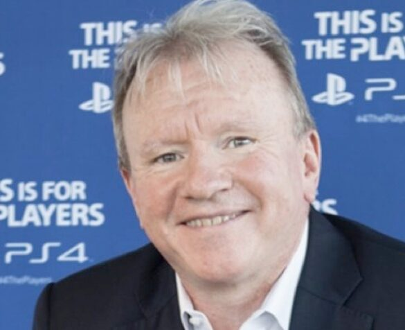 CEO da PlayStation, Jim Ryan