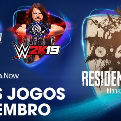PS Now de Setembro