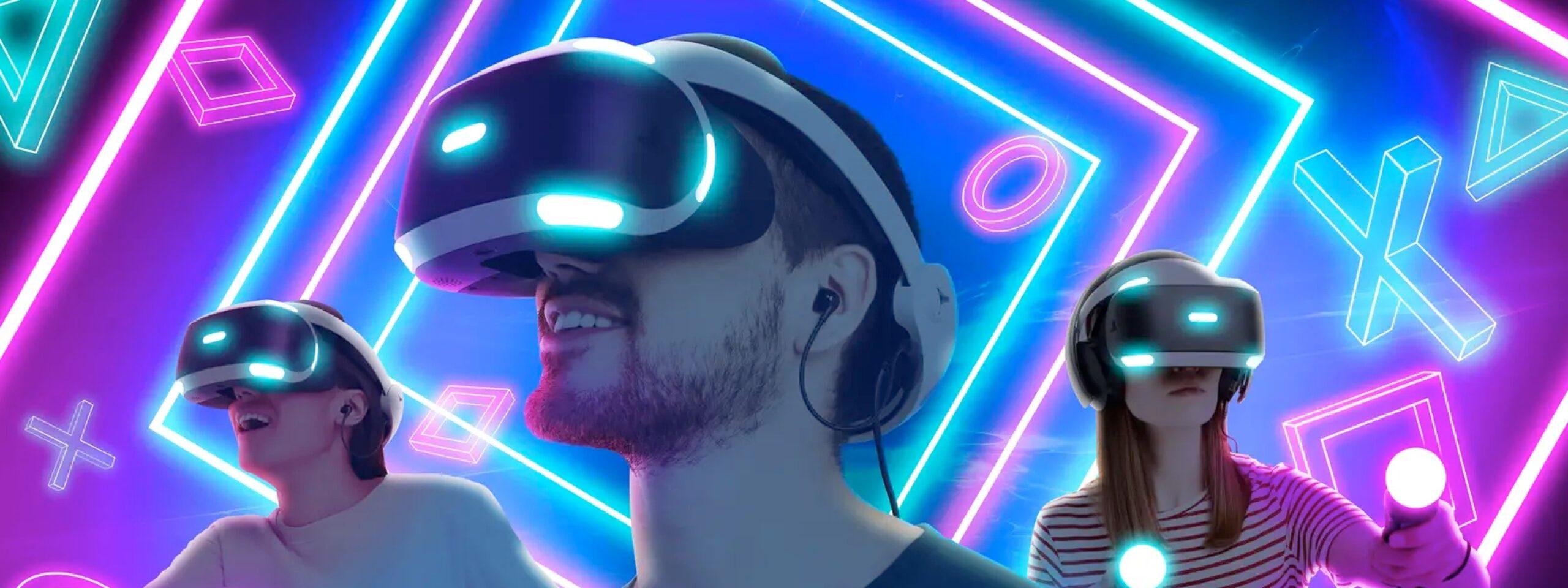 Promoções PS VR