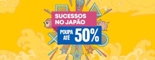 Promoção de Sucessos no Japão