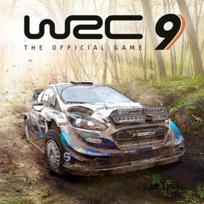 Capa de WRC 9