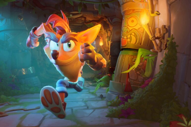 Crash Bandicoot 4 Analise