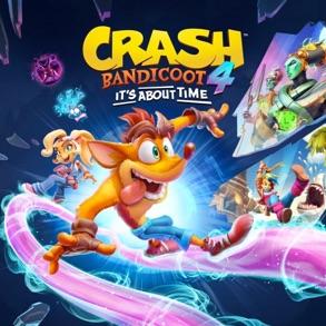 Capa de Crash Bandicoot