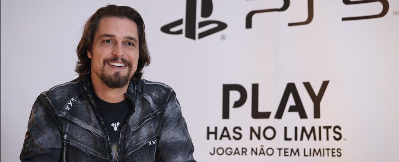 Diogo Morgado PS5