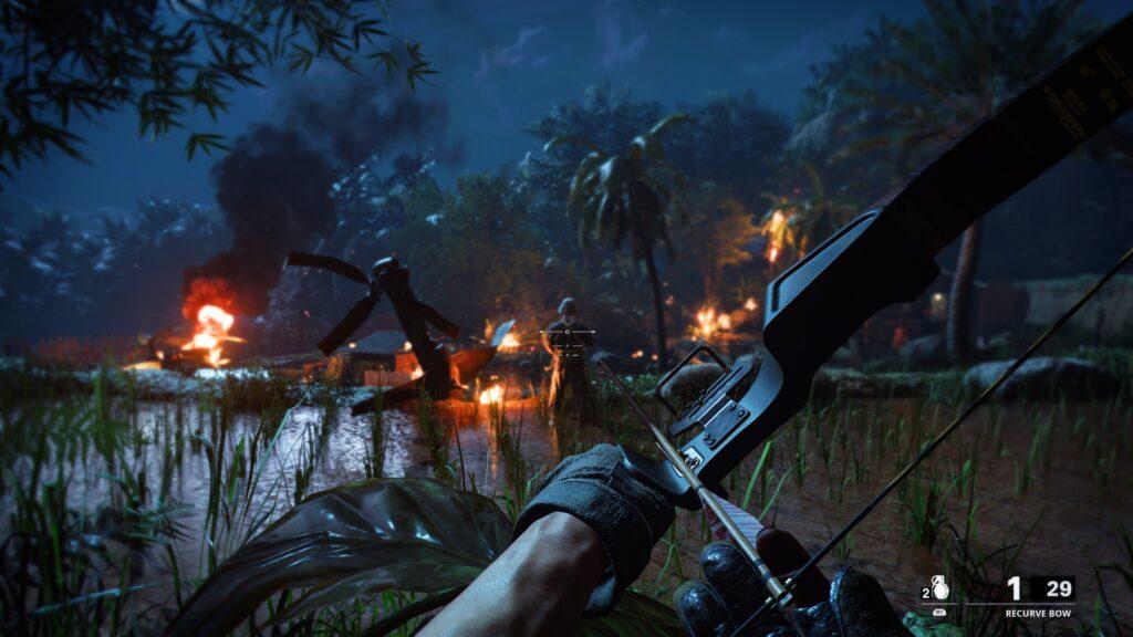 Black Ops Cod War tem uns visuais impressionantes.