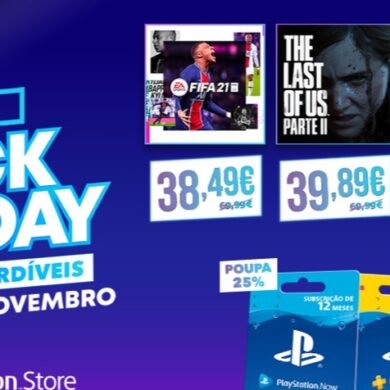Black Friday PS Store