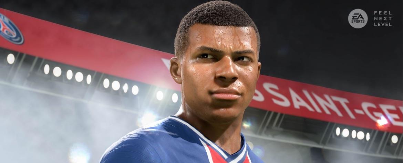 FIFA 21 na PS5