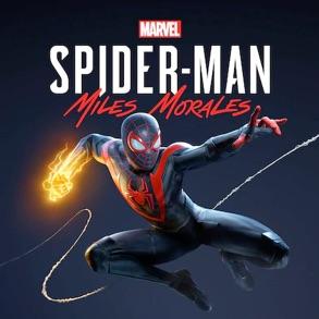 Marvel Spider Man Miles Morales Capa