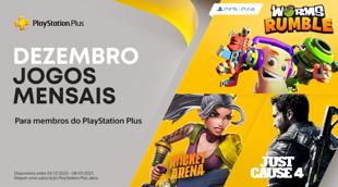 PlayStation Plus de Dezembro