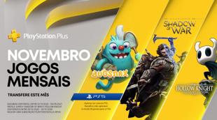 PlayStation Plus de Novembro