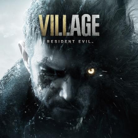 RE-Village, capa