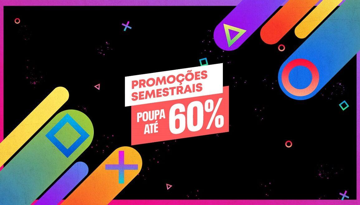 Promocoes semestrais Playstation