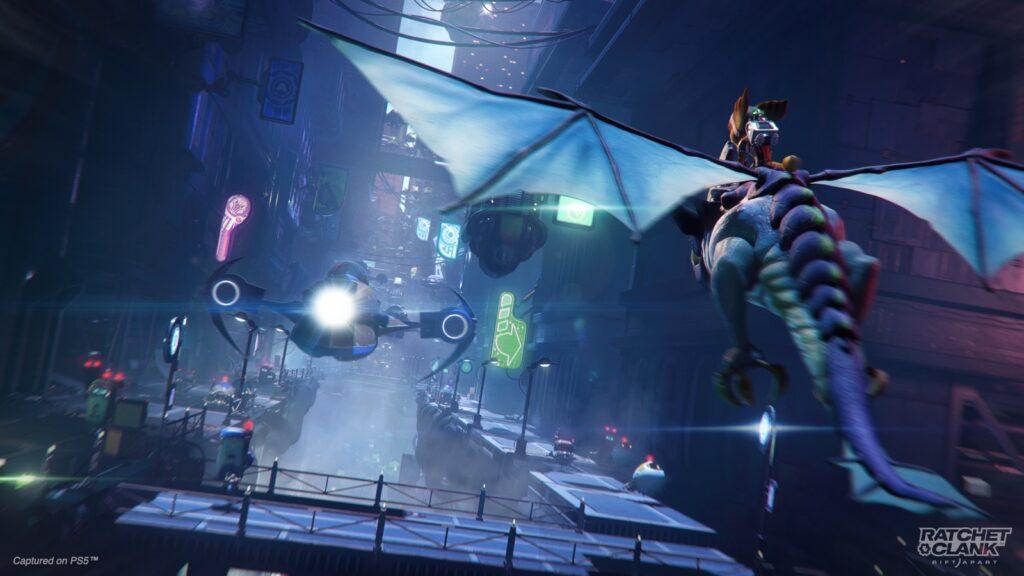 Ratchet & Clank - Uma Dimensão à Parte