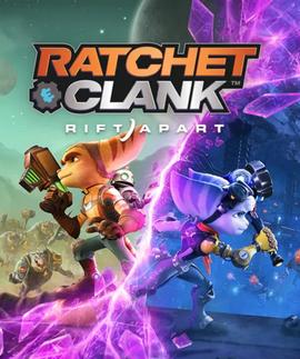 Ratchet Clank Rift Apart capa